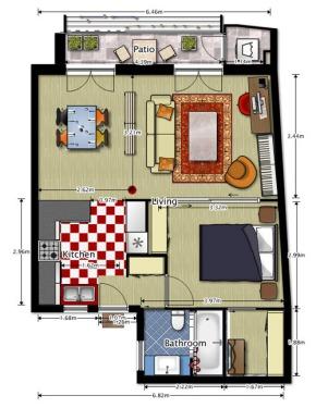 Initial floorplan ideas