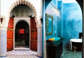 Ideas for the Arabian-stylebath