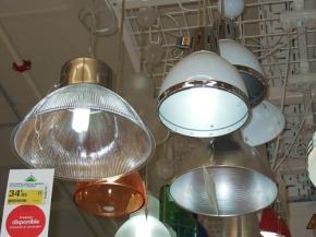 Loft lighting design
