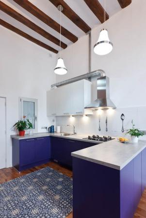 loft kitchen photo