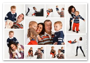 How to use family photos to decorate with style