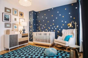 Kids' room wall decor grows up: from baby to teen (Part 1)